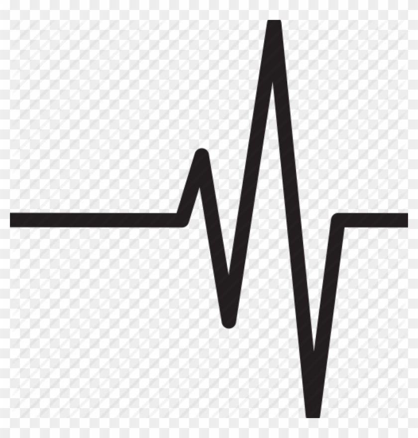Free black and white. Heartbeat clipart heart beat