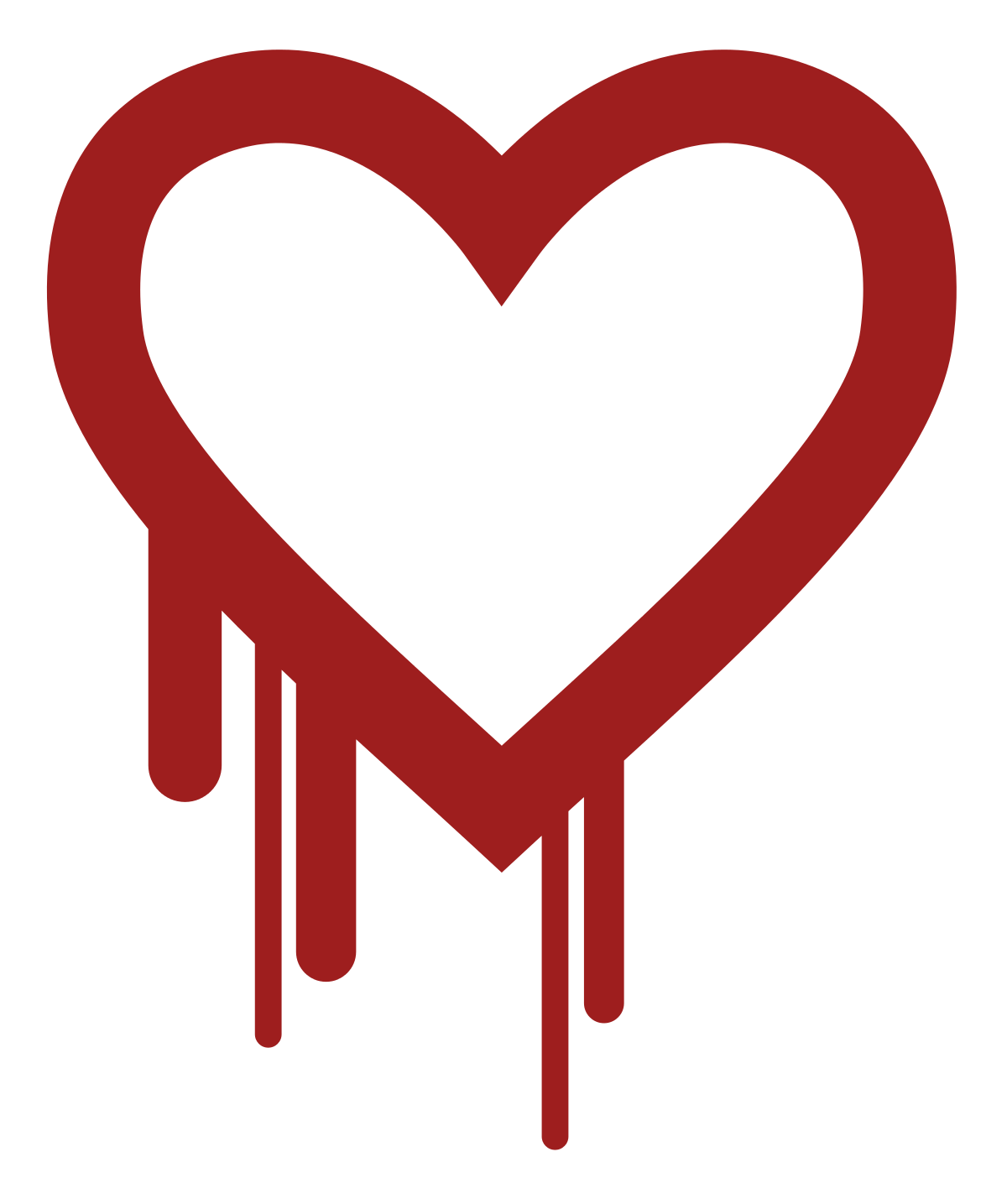 Heartbleed wikipedia . Heat clipart multiple heart
