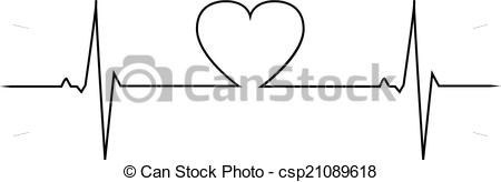 At paintingvalley com explore. Heartbeat clipart heart drawing
