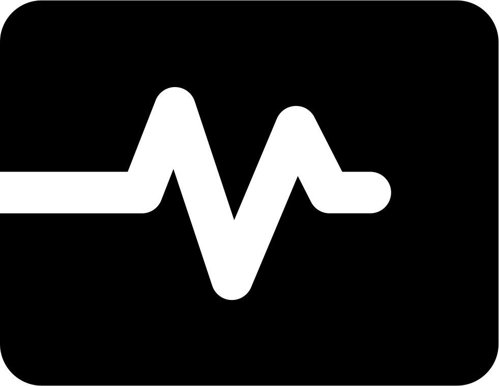 Rate svg png icon. Heartbeat clipart heart monitor line