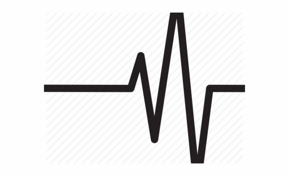 Heartbeat clipart heart rate. Beat transparent