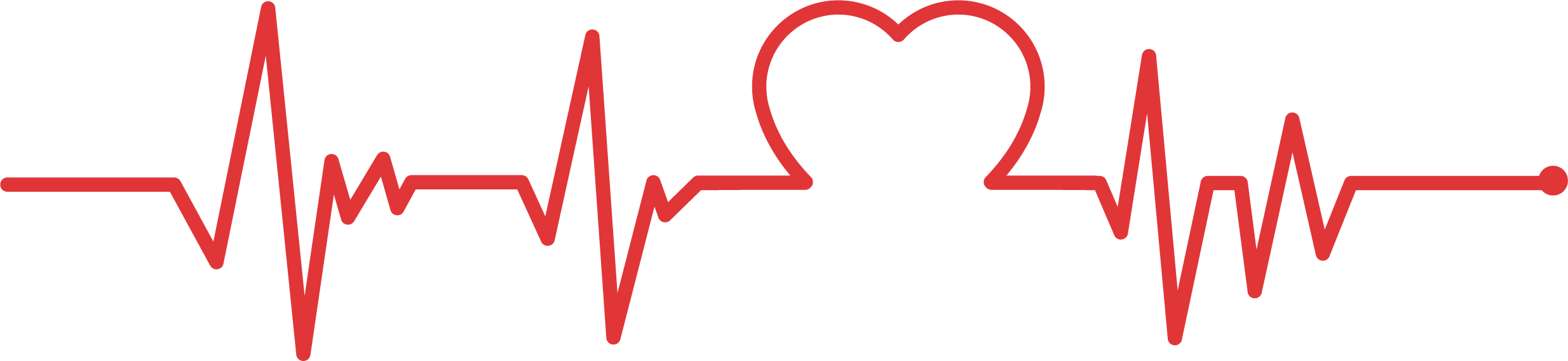 Heartbeat clipart heart rate, Heartbeat heart rate