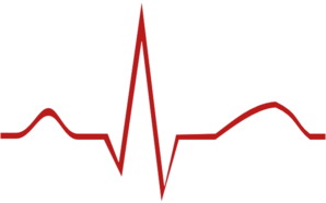 Heartbeat clipart heart rhythm. Free cliparts download clip