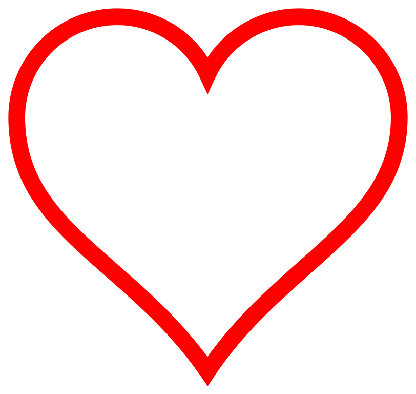 Free heart graphic download. Heartbeat clipart logo