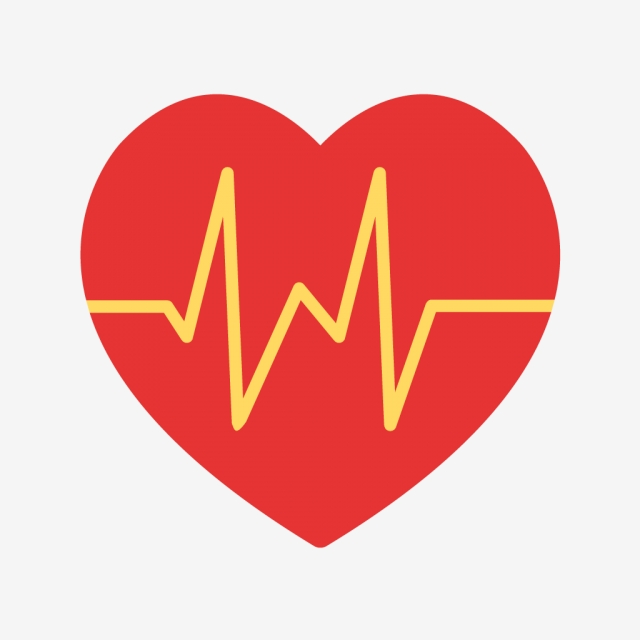 Heartbeat clipart logo. Png material fig transparent
