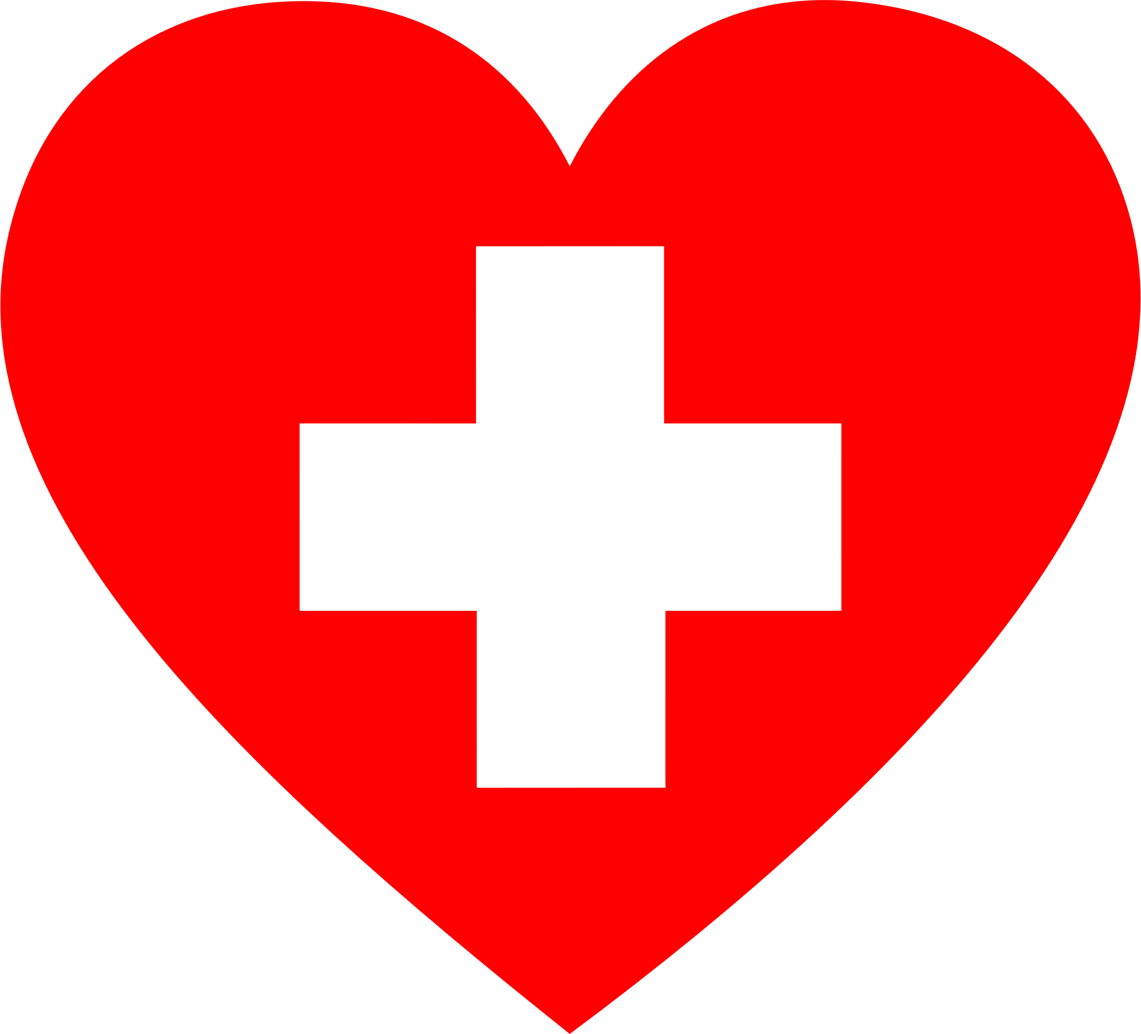 First aid heart big. Heartbeat clipart medical