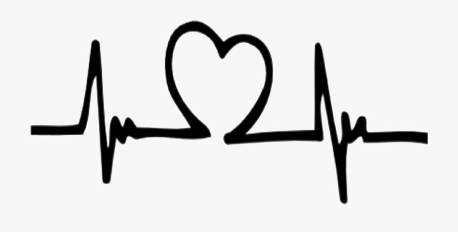 Drawing heart clip art. Heartbeat clipart pulse