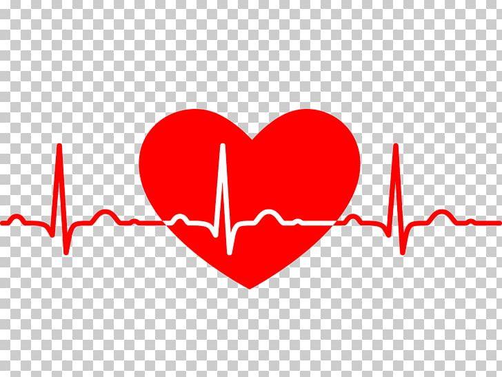 Heartbeat clipart sinus rhythm. Electrocardiography heart rate medicine