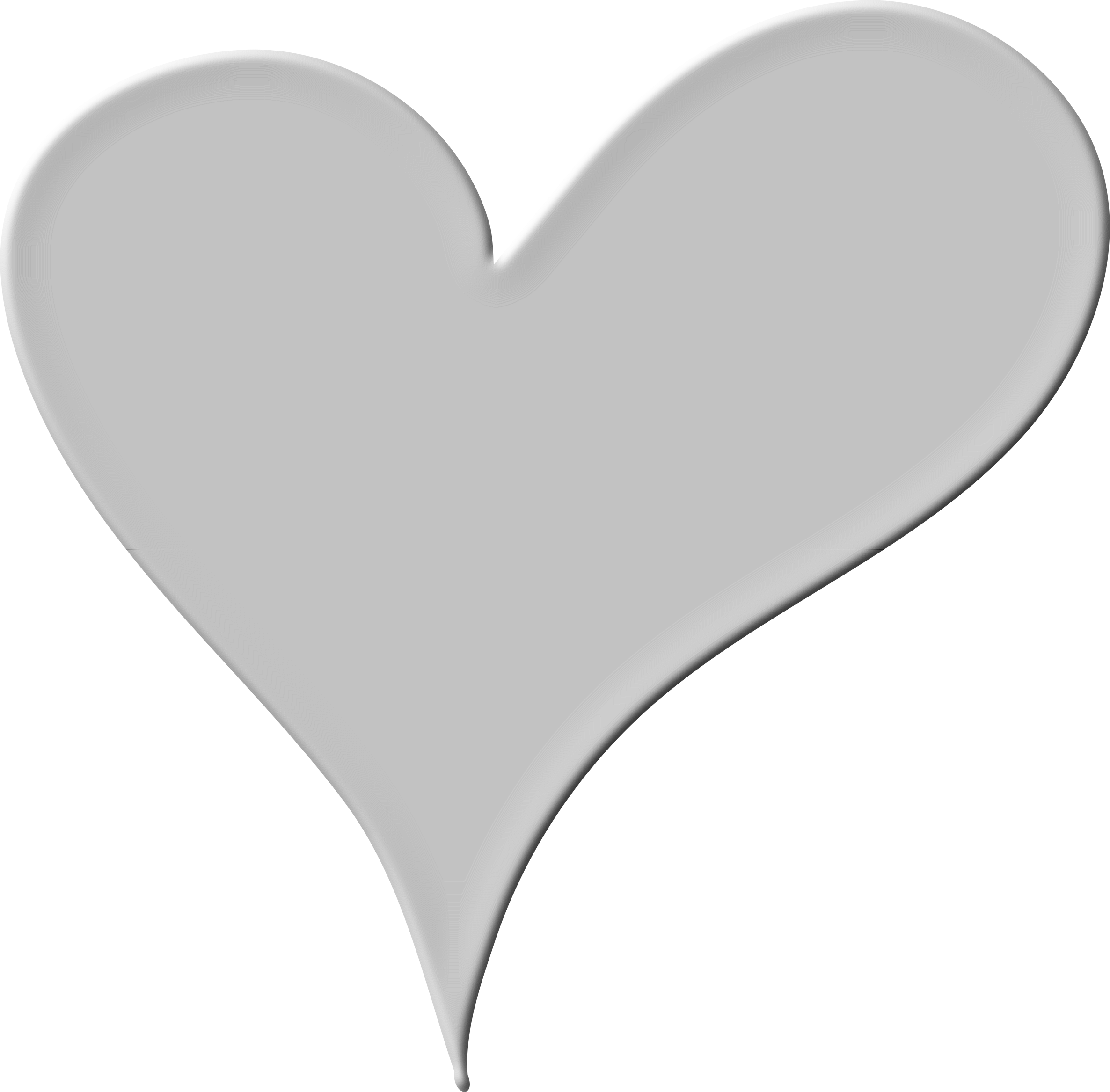 Heartbeat clipart svg. Heart in white icons