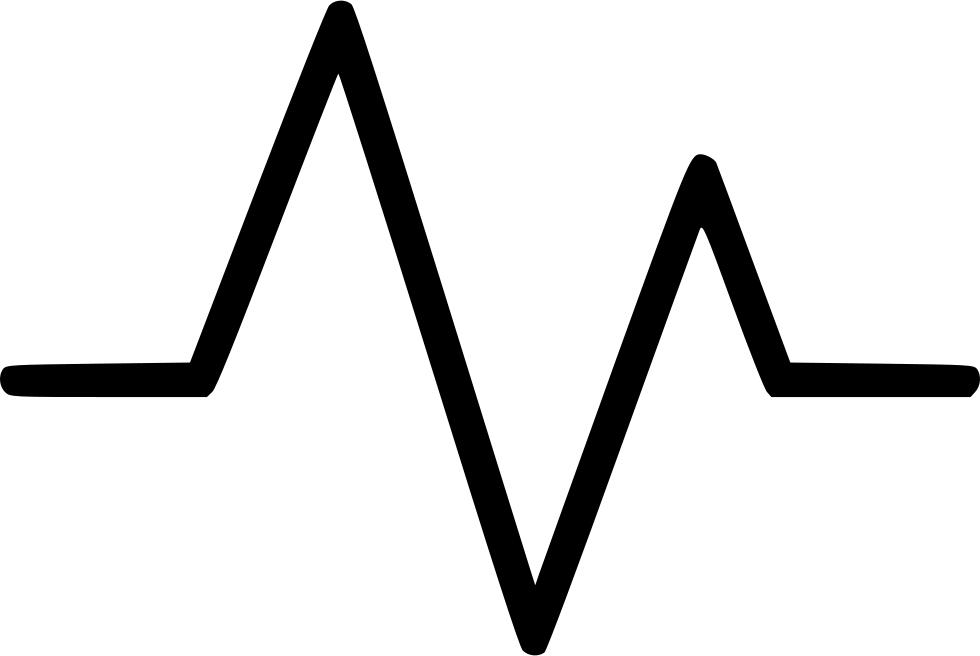 Heartbeat clipart transparent. Heart activity pulse cardiology