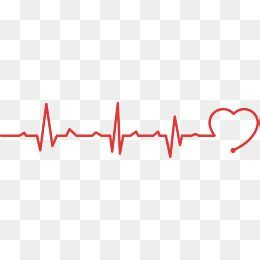 Image result for heart. Heartbeat clipart white background