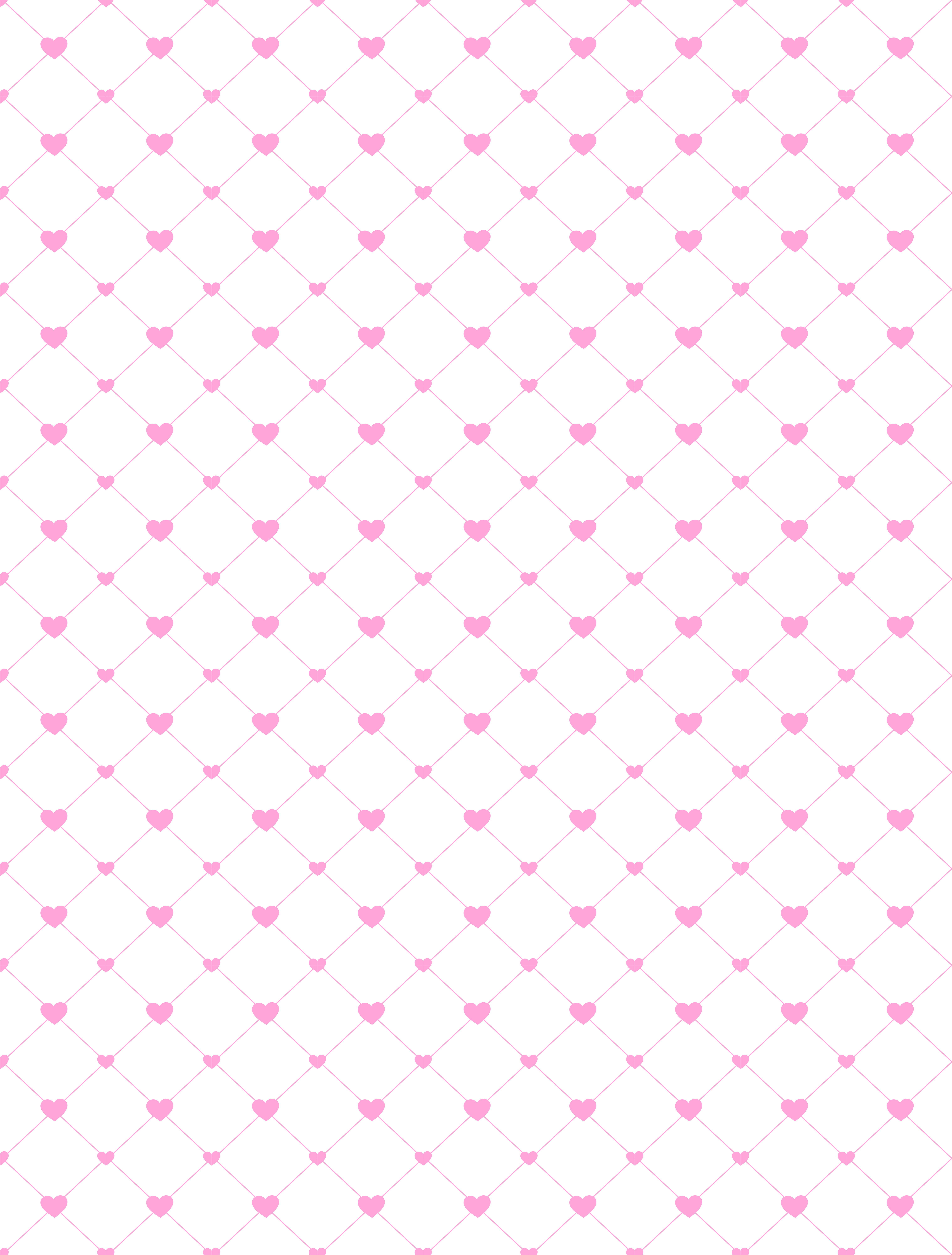 Deco for backgrounds transparent. Hearts background png