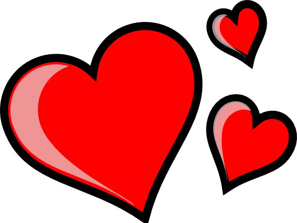 Hearts clip art png. Free icons and backgrounds