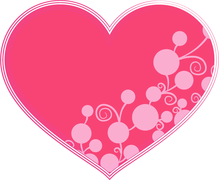 Hearts clipart basketball. Pictures collection heart cluster