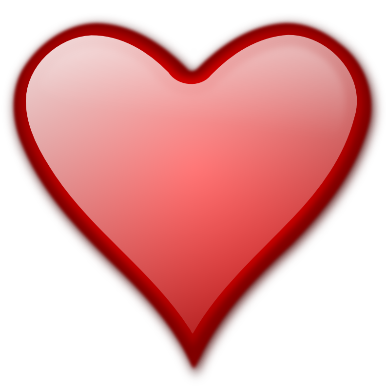 Hearts clipart body. Free big heart images