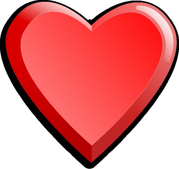 Hearts clipart body. Heart clip art at