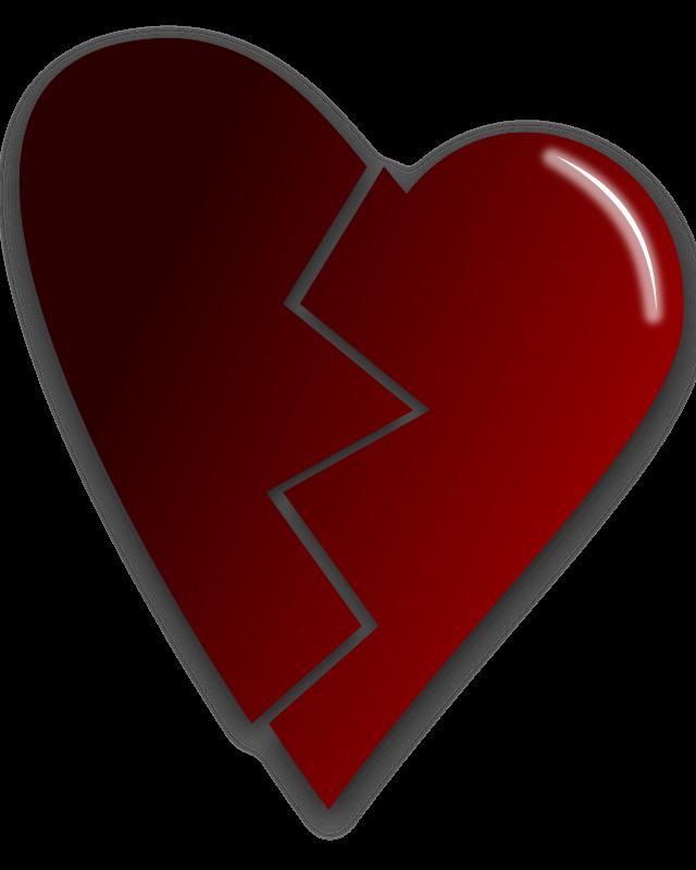 Hearts clipart camera. Broken heart png images