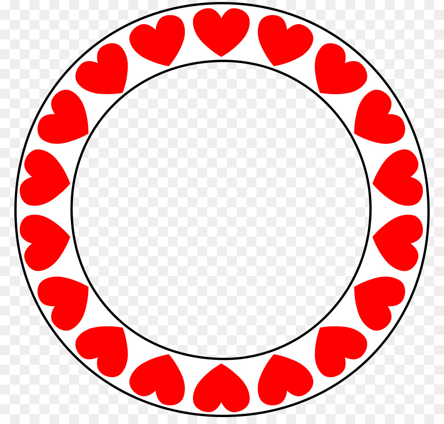 Hearts clipart circle. Heart pattern background white
