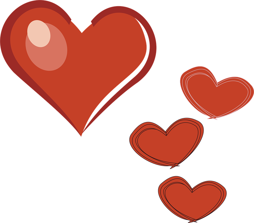 Collection of cliparts buy. Hearts clipart fire