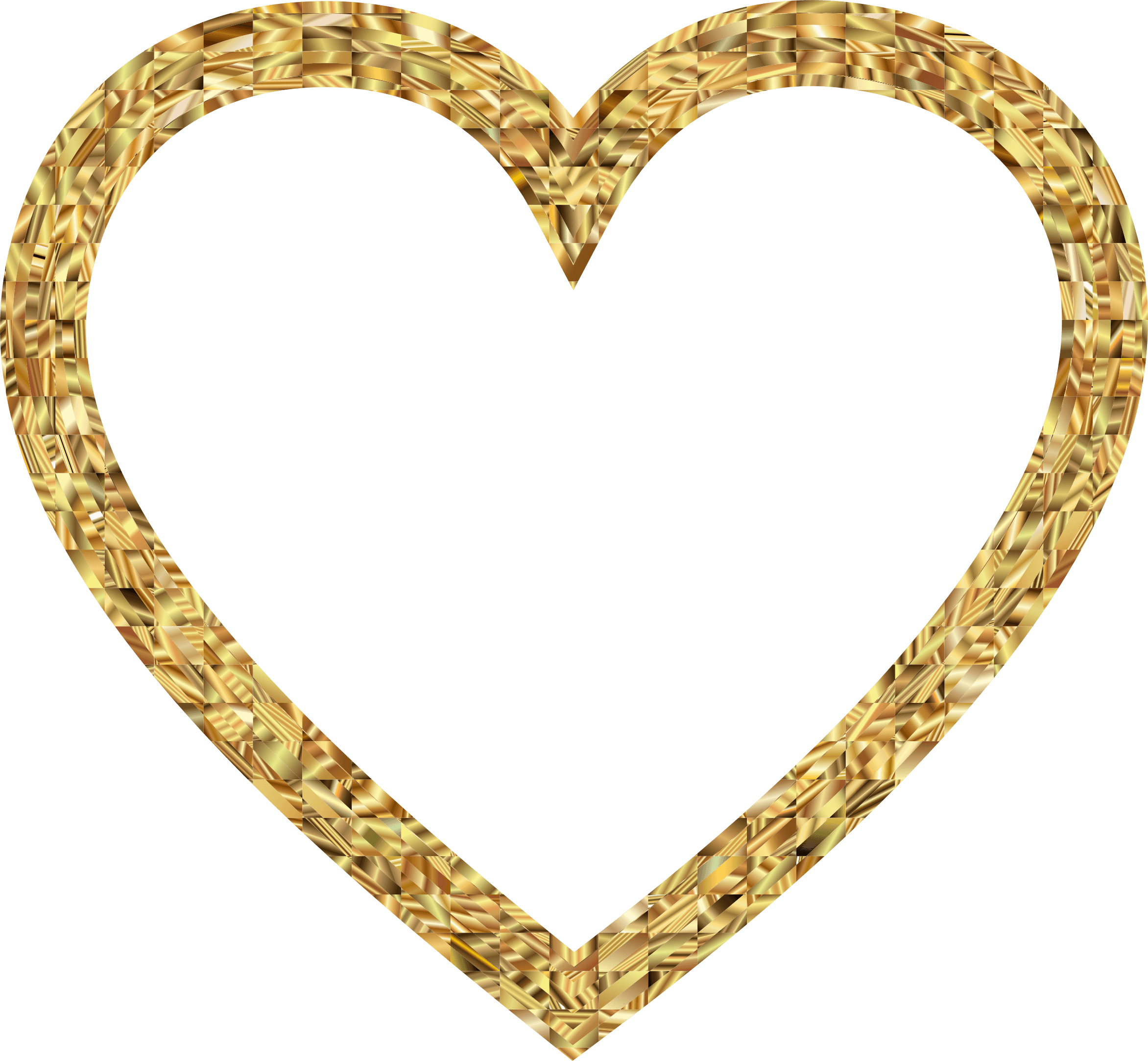 Hearts clipart man. Golden cliparts free collection