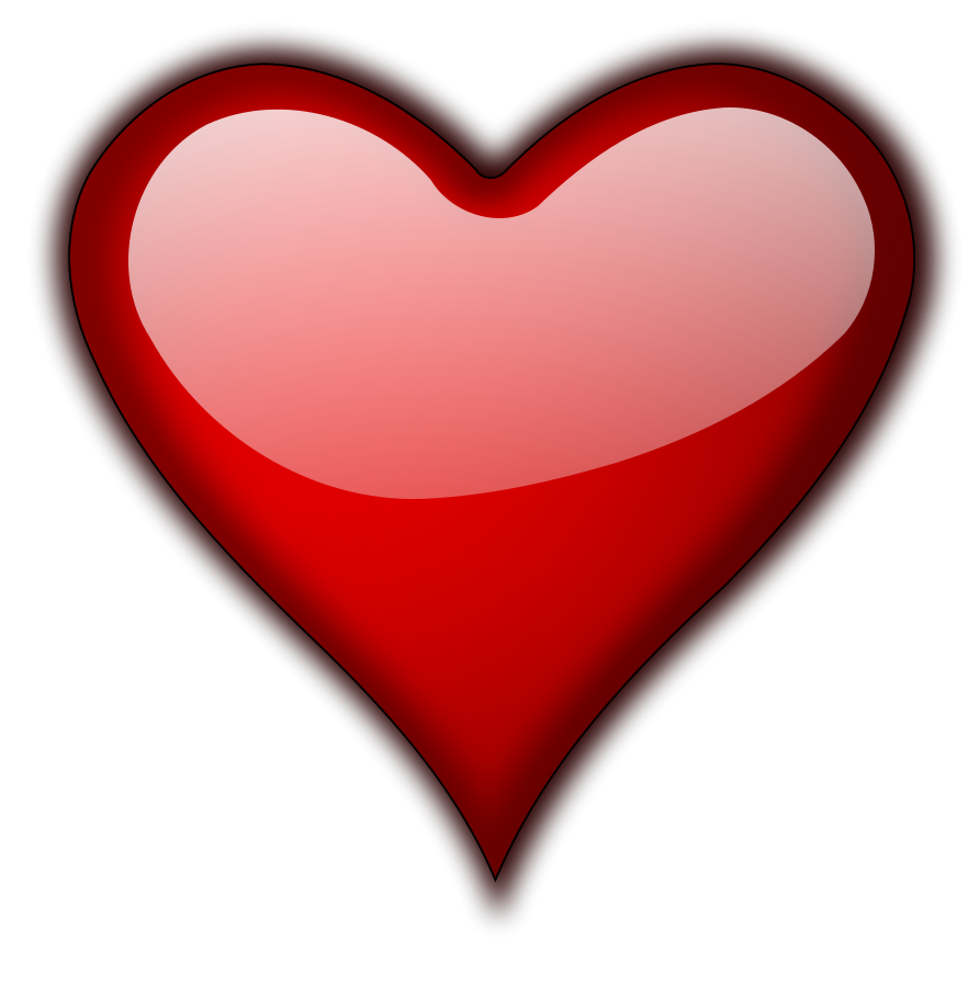Hearts clipart map. Small free collection download