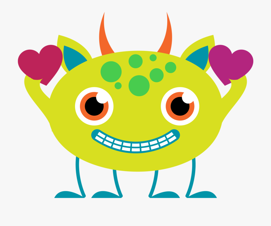 Dinosaur valentine party cute. Hearts clipart monster