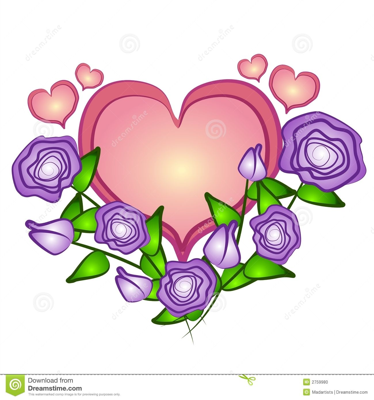 Hearts clipart mothers day. Flowers free large images