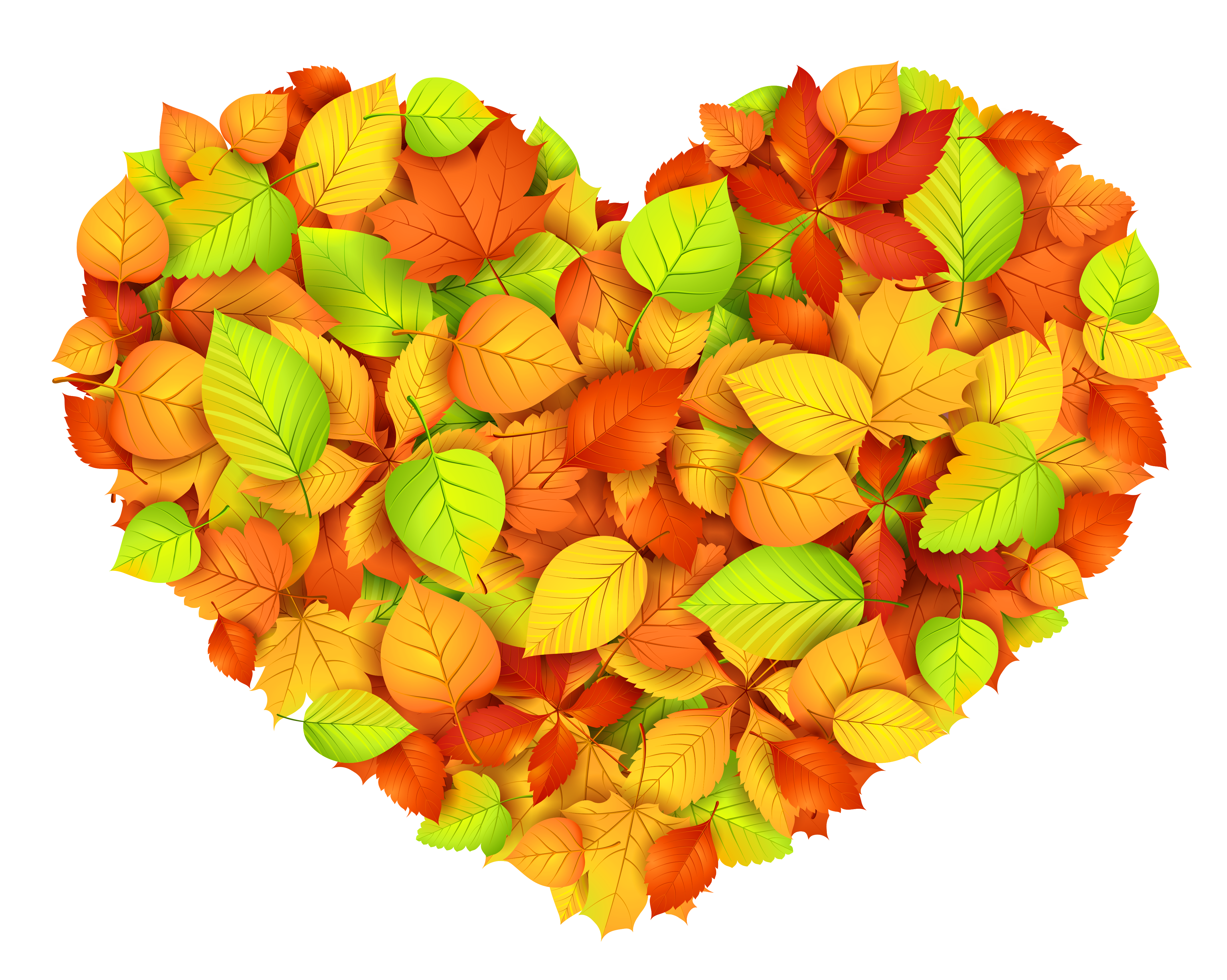 Hearts clipart plant.  collection of fall
