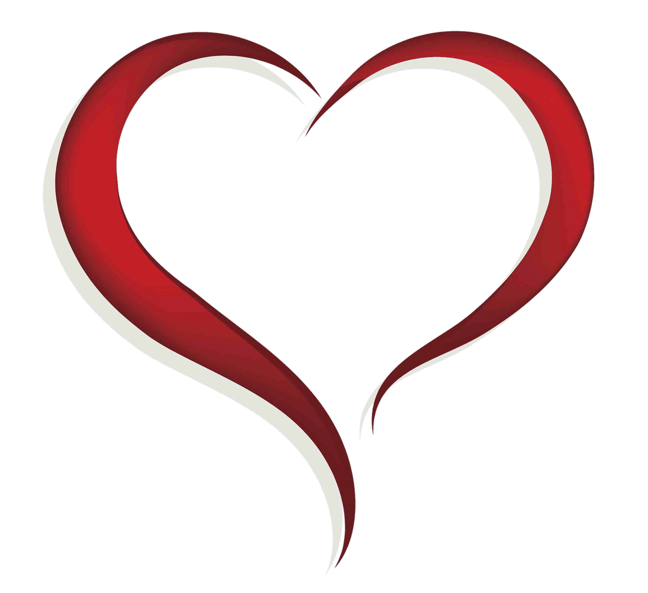 Real heart swelling cliparts. Hearts clipart school