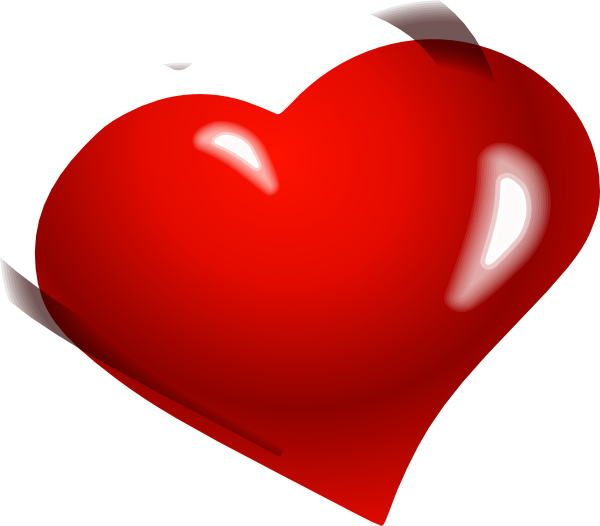 Hearts clipart vector. Free small heart download
