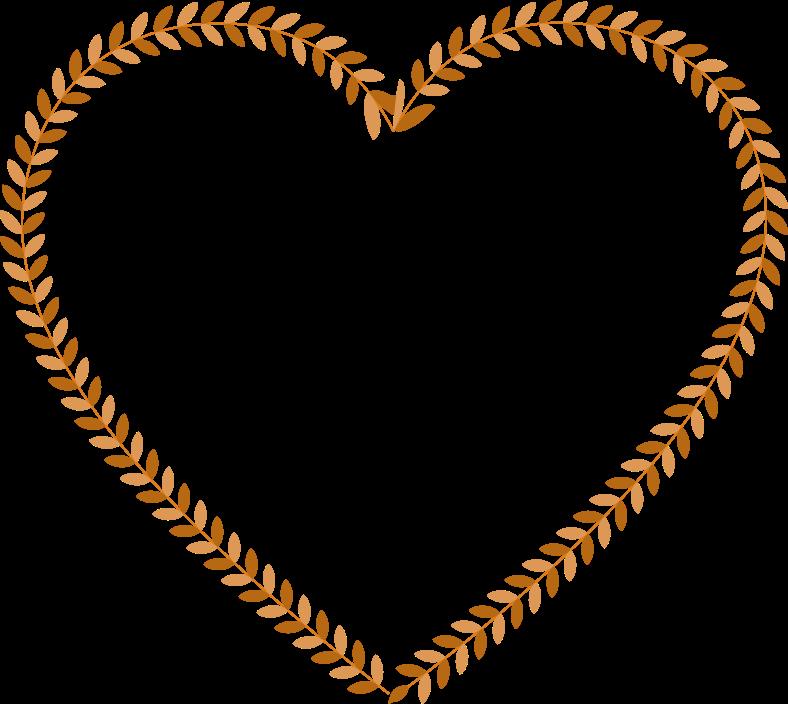 Hearts clipart vine. Heart medium image png
