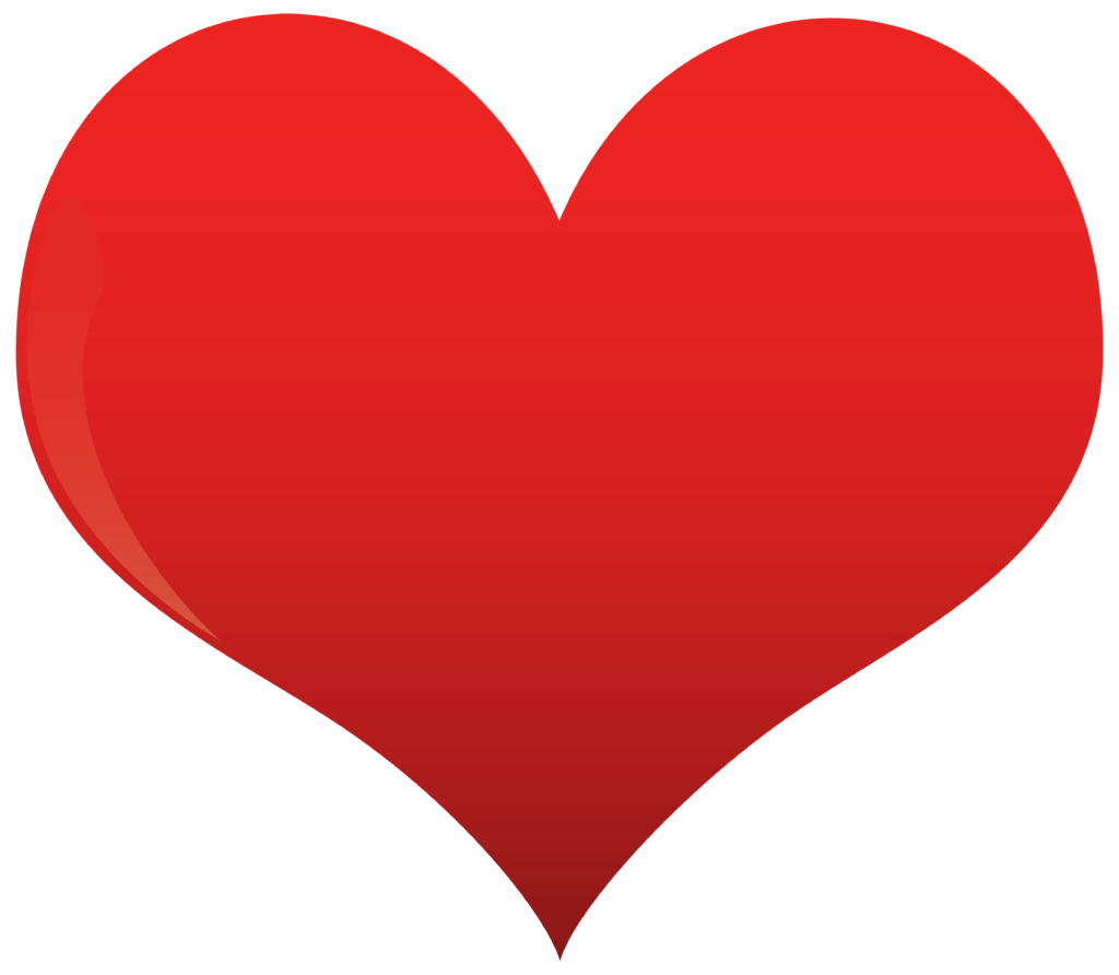 Classic heart png of. Hearts clipart winter