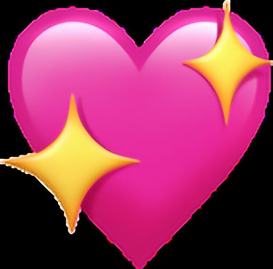 Hearts emoji png. Emojicora o cora emoticons