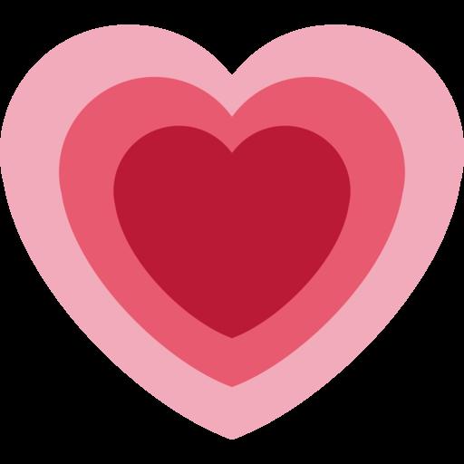 twitter twemoji. Hearts emoji png