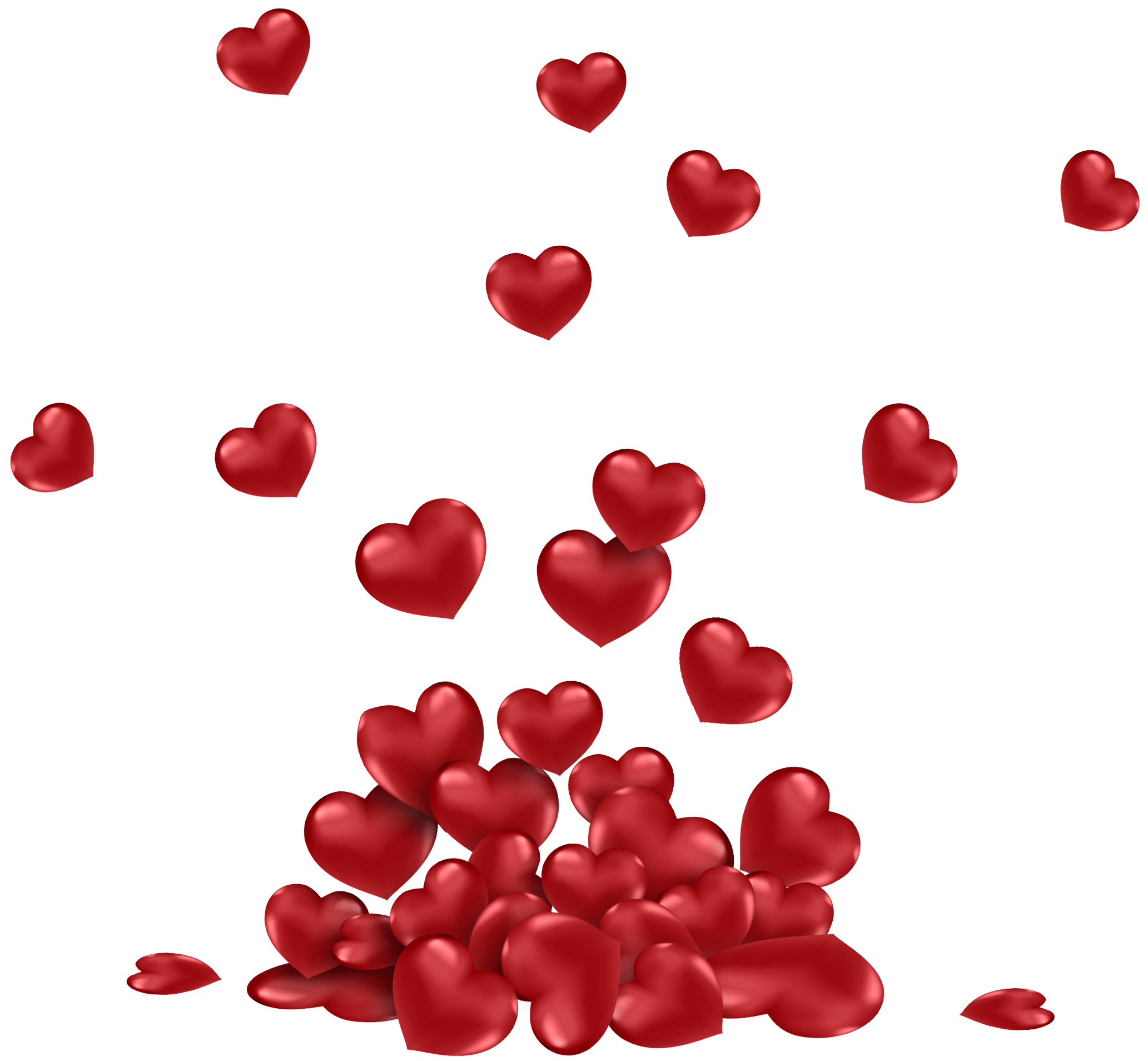 Bunch of picture . Hearts png
