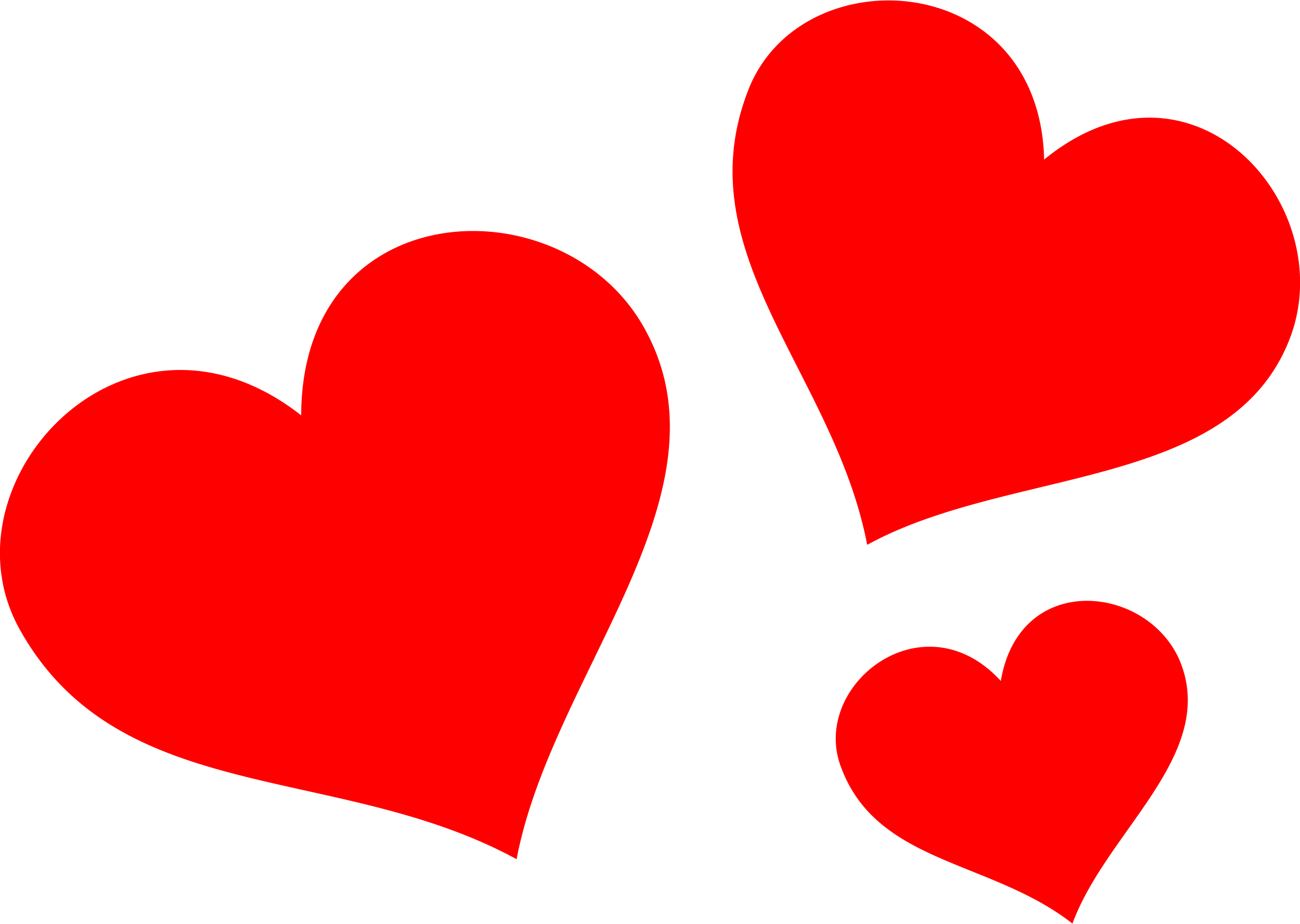 Free download. Heart png images