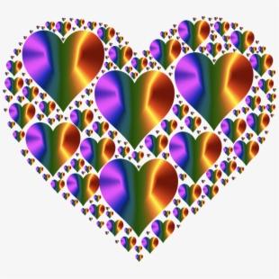 Heat clipart 7 heart. Free three hearts cliparts