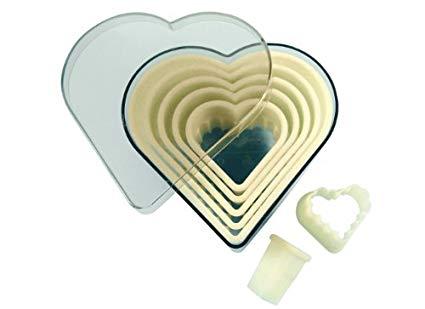 Amazon com resistant cutters. Heat clipart 7 heart
