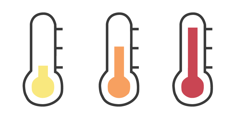 Stay warm and keep. Heat clipart air temperature