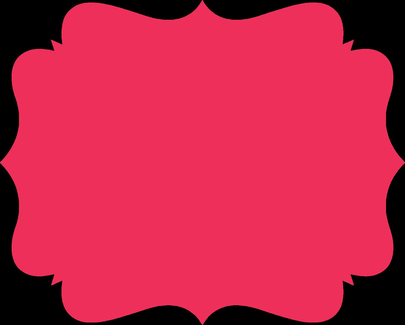 Label clipart text box. Frames em png gr