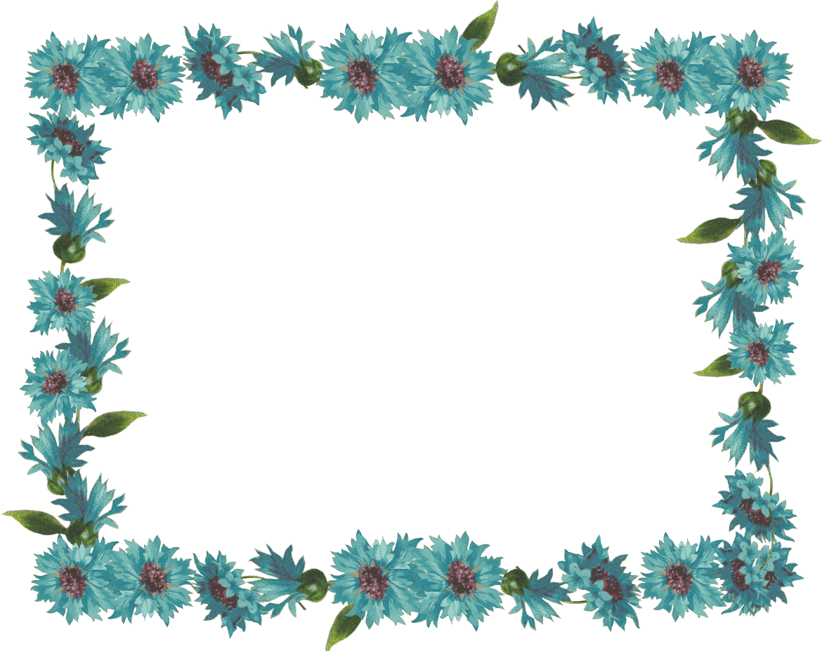 Picture frames with simple. Heat clipart border