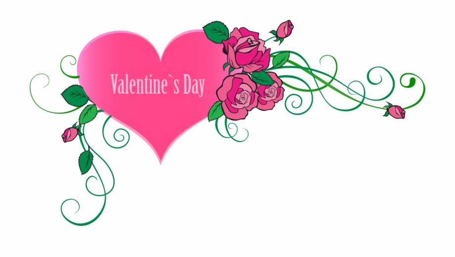 Happy valentine s day. Heat clipart cluster heart