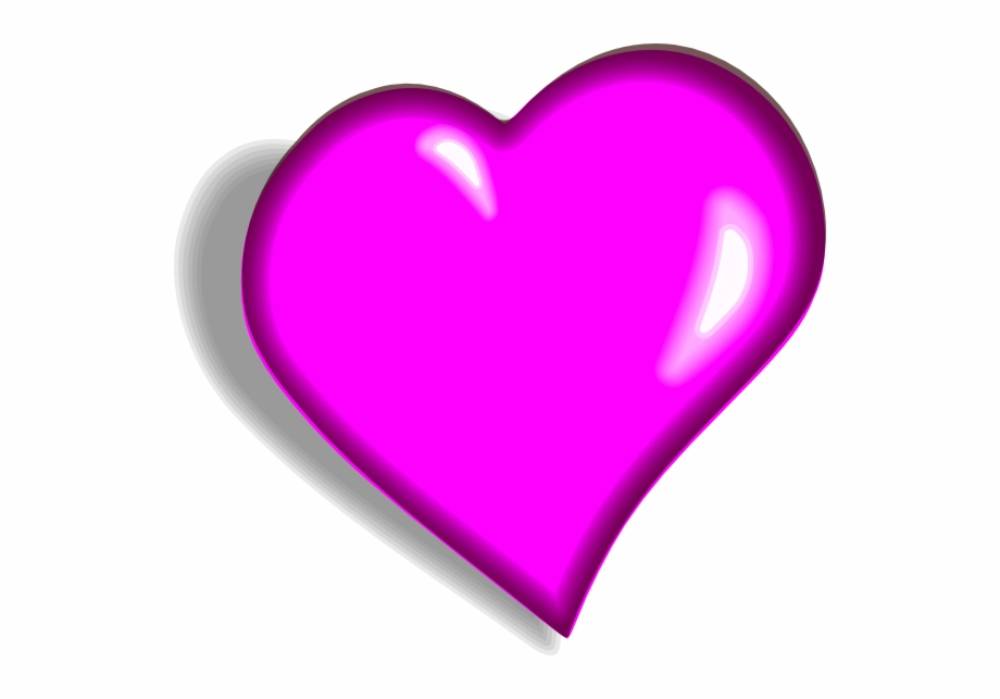 Heat clipart colorful heart. Download pink png transparent