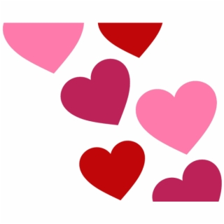 Hd hearts hot pink. Heat clipart connected heart