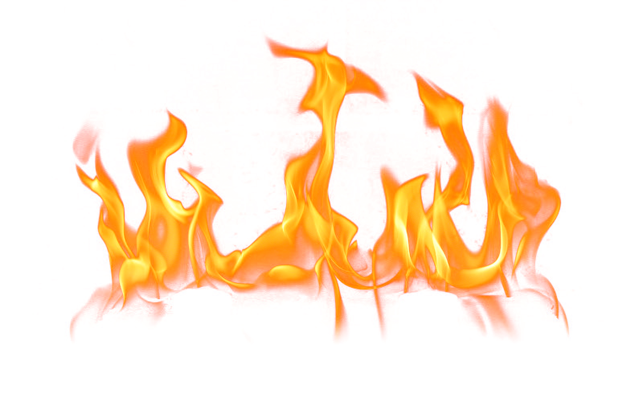 Stickers transparent aesthetic fire. Heat clipart cute
