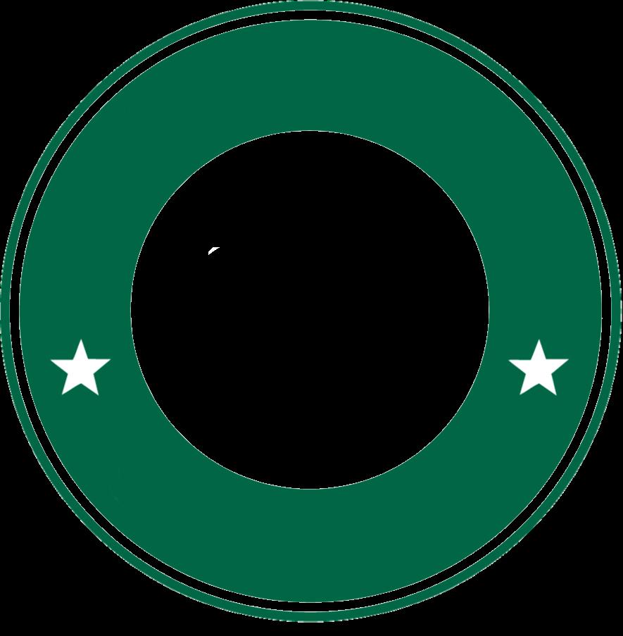 Heat clipart eight. Faux starbucks logo vinyl