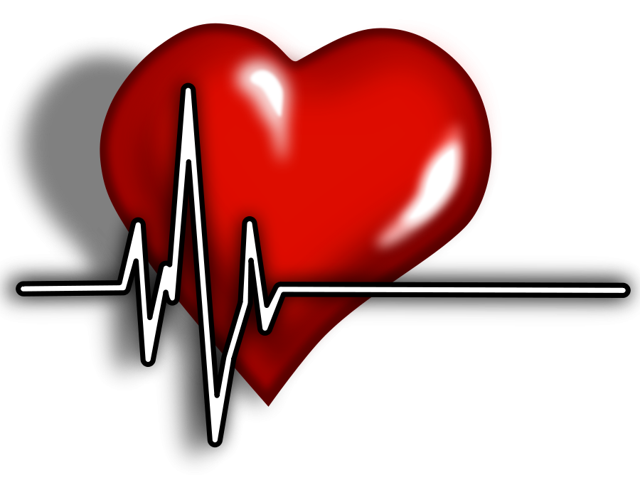 Pressure images. Heat clipart heart
