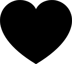 Heat clipart heart shape. Picture of free download