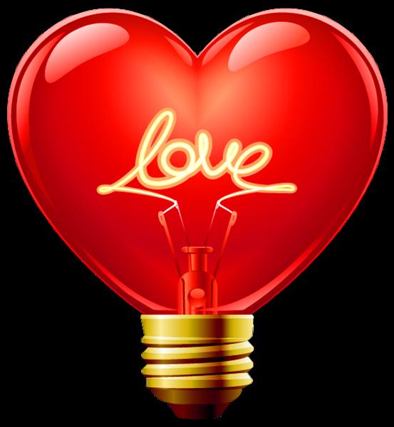 Heat clipart hearth. Love heart bulb png