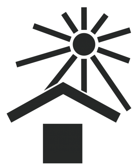 Heat clipart heat radiation. Stencil keep away from